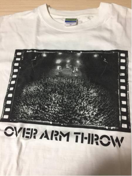OVER ARM THROW 横浜BLITZ TシャツM dustbox SHANK OAT ライブグッズの画像