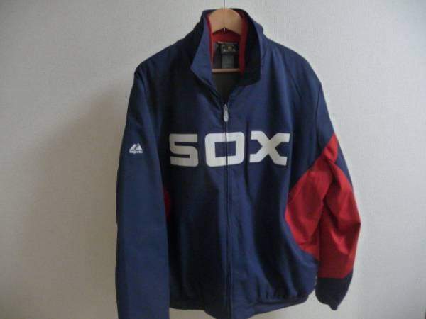 MLB ホワイトソックス オーセンティック ジャケット US L  グッズの画像