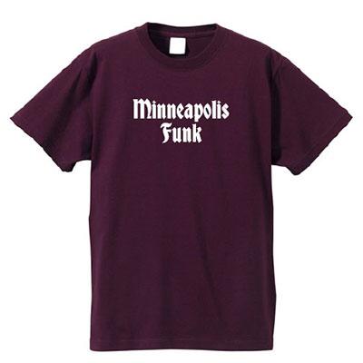 新品 プリンス Tシャツ Minneapolis Funk パープル M Prince