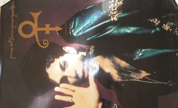 宣伝用ポスター Prince プリンス 非売品 広告品 販促品