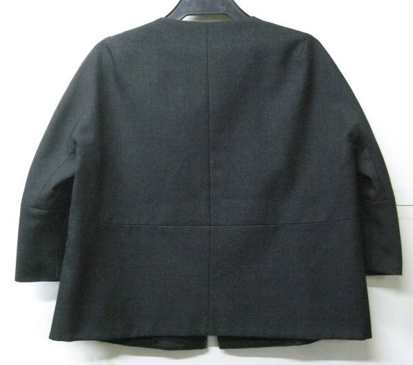 マルニ MARNI:ダブルジップ ウール ジャケット jacket_画像2
