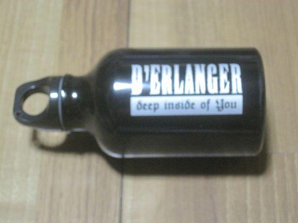 D'ERLANGER デランジェ DEEP INSIDE OF YOU ボトル 欠品あり