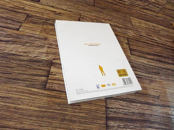 ◆【同梱可】未開封 入手困難 希少品 オ・ジョンヒョク/OJ 1集 ISSUE 韓国版CD Click-B クリックB◆z8702_画像2