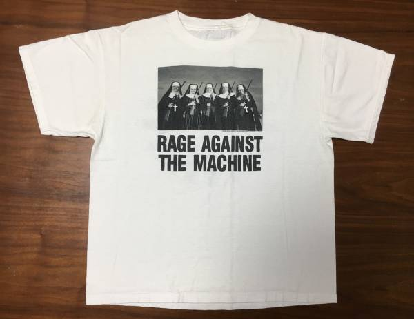 Rage Against the Machine Tシャツ fear of god nine inch nails