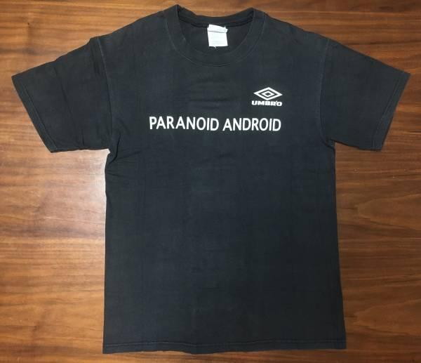 90s ビンテージ Radiohead Tシャツ Mサイズ 90年代 ヴィンテージ レディオヘッド バンドT