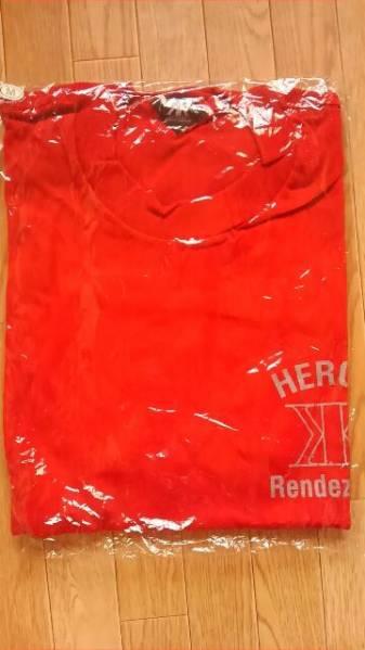 吉川晃司/HEROIC Rendezvous Tour 1998/Tシャツ/新品未開封 ライブグッズの画像