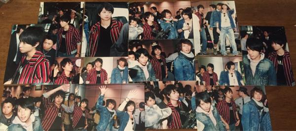 嵐 櫻井翔メイン 公式写真 アジアツアー2008 14枚