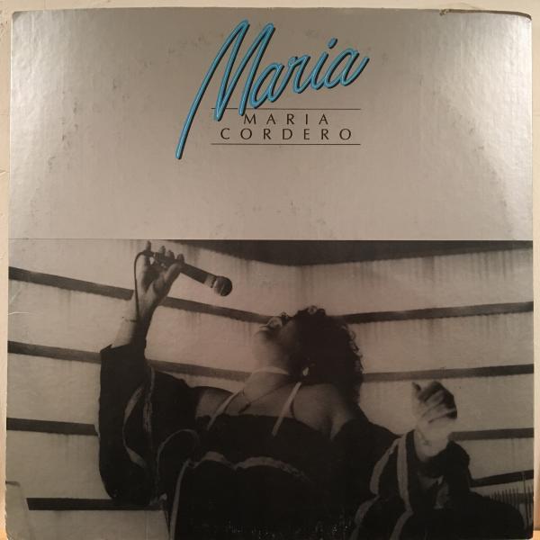 □Maria Cordero/Maria□香港産SLEAZY 80s BOOGIE!_画像1
