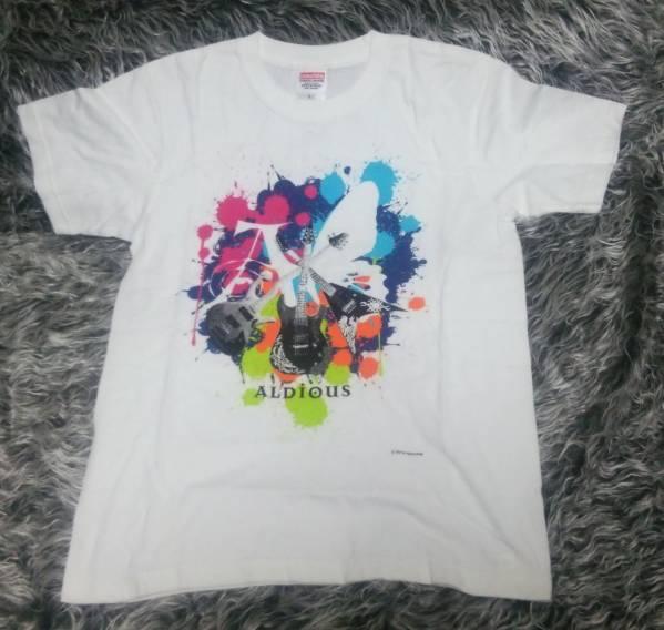 ジャパメタ/Aldious/Tシャツ/Sサイズ/白/アルディアス