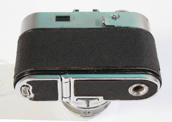 Y56 クラシックカメラコレクター用 フォクトレンダー VITO BL フィルムカメラ _画像3