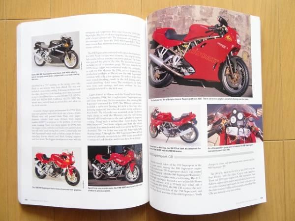 洋書◆ドゥカティ写真集 本 バイク モンスター 750 851 996 999_画像3