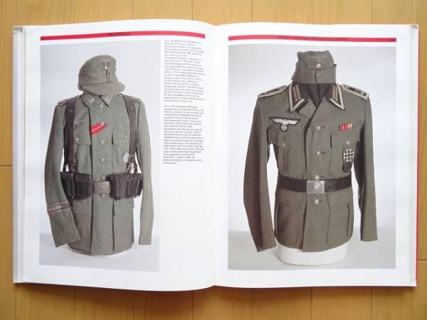 洋書◆ナチスドイツの制服 軍服 ユニフォーム資料集 本 WWII_画像3