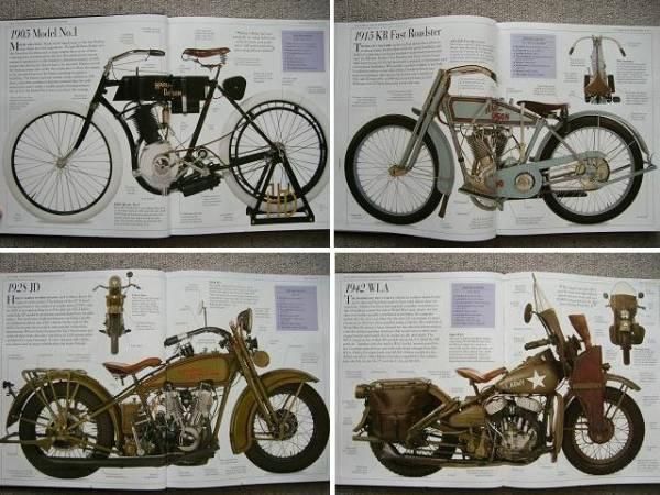 洋書◆ハーレー写真集 本 FXDX FLHX バイク アメリカン クルーザー_画像2