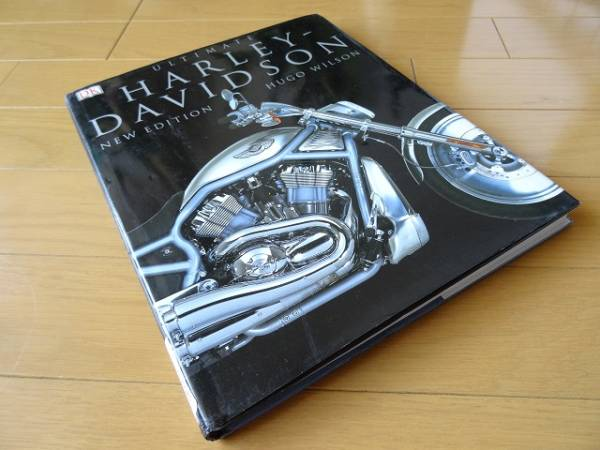 洋書◆ハーレー写真集 本 FXDX FLHX バイク アメリカン クルーザー_画像1