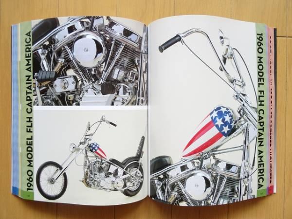 洋書◆ハーレー写真集 本 バイク クルーザー アメリカン チョッパー_画像3