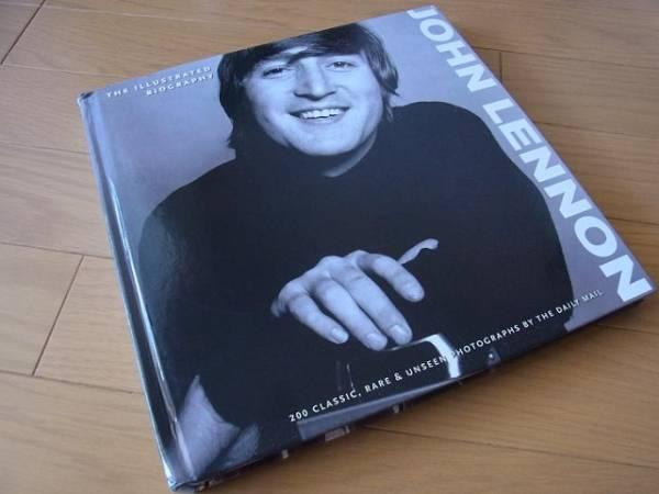 洋書◆ジョン・レノン写真集 ビートルズ