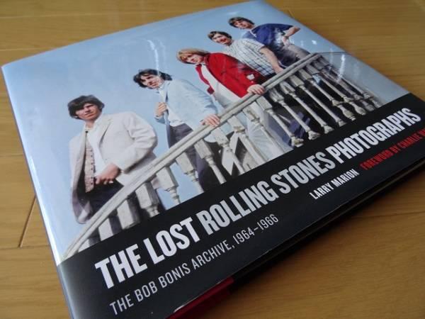 洋書◆ローリングストーンズ 1964年~1966年 初期写真集