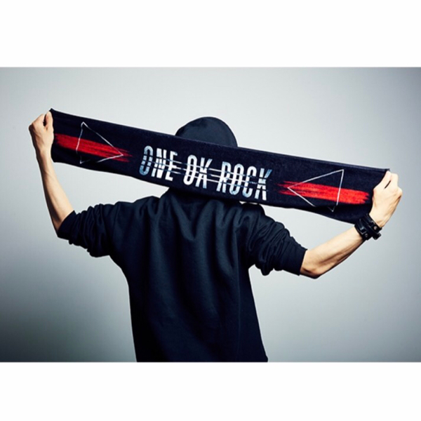 送料無料 【完売品】 ONE OK ROCK マフラータオル