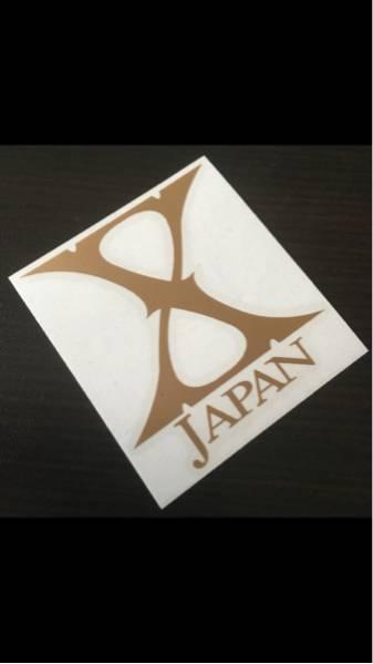 【送料無料】XJapan ステッカー