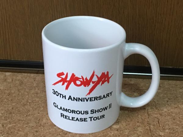 SHOW-YA 30周年 非売品 マグカップ