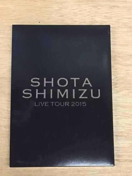 DVD 清水翔太 / LIVE TOUR 2015 ライブグッズの画像