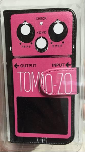 Gacharic Spin TOMO-ZO ワンマンショー グッズ i-phone ケース