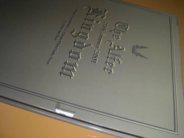 送料無料THE ALFEEアルフィー写真集20th Summer kingdom2001難有