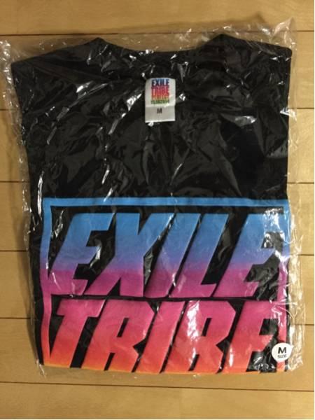 新品 EXILE TRIBE ツアーTシャツ 2014 黒