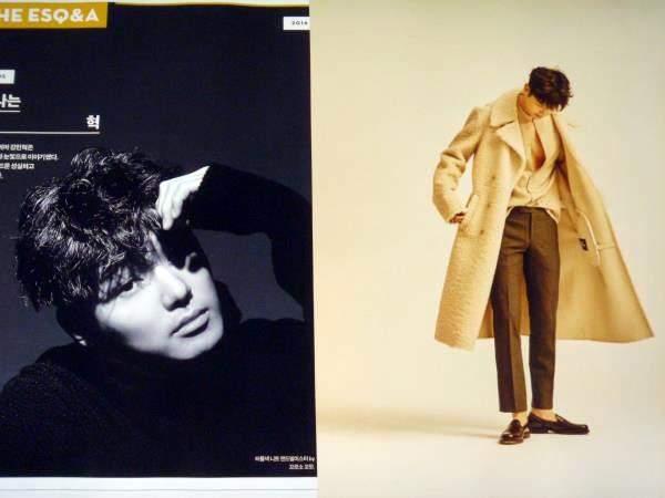 CNBLUE*ミニョク☆彡韓国雑誌切り抜き 8ページ