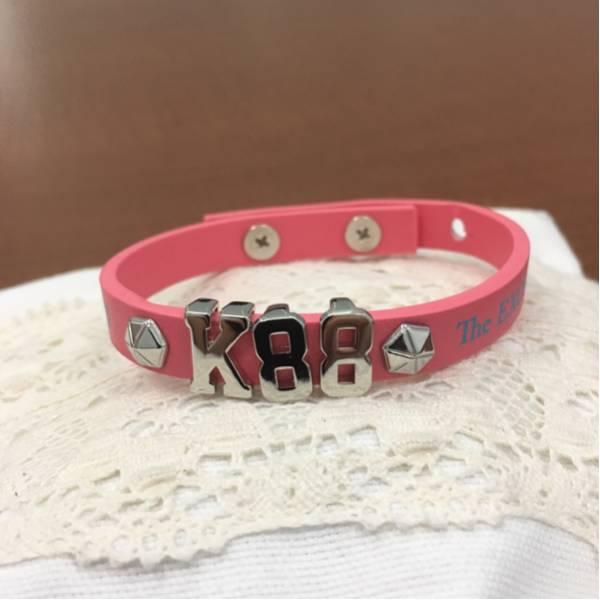 EXO'rDIUM ブレスレット ピンク カイ KAI 88 カスタマイズ済
