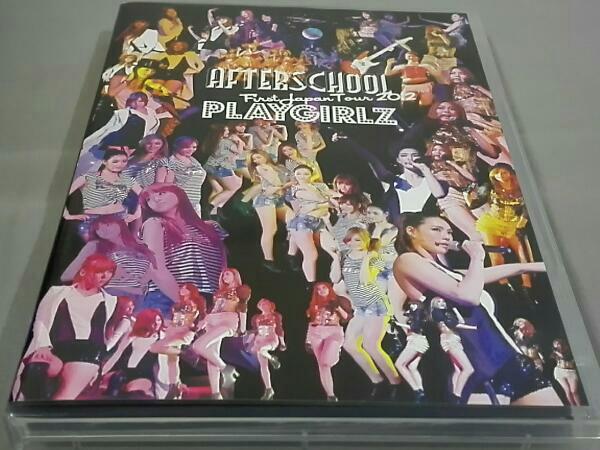 AFTERSCHOOL First Japan Tour 2012-PLAYGIRLZ- ライブグッズの画像