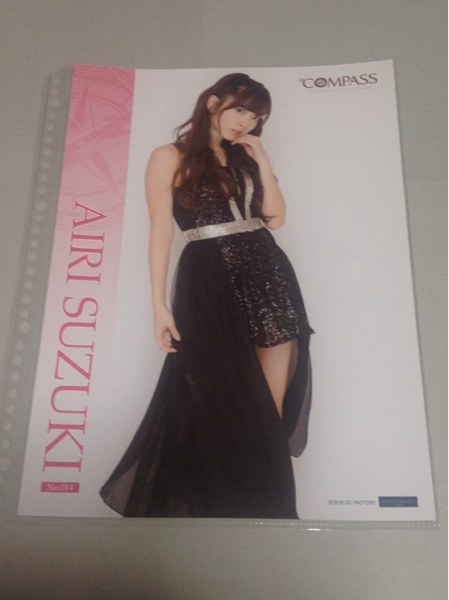 ℃-uteツアー2016秋℃OMPASSピンナップポスターPart2鈴木愛理14