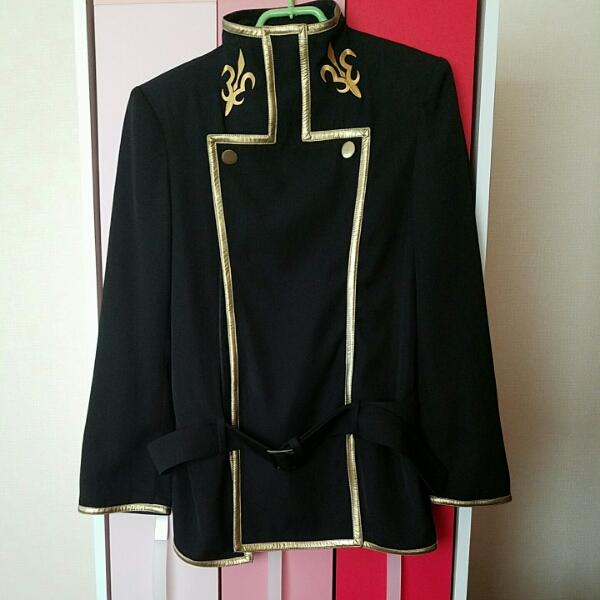 コードギアス反逆のルルーシュ 男子制服 コスプレ衣装 グッズの画像