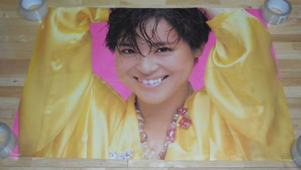 4368/松田聖子 ポスター/CBS SONY 非売品/A1サイズ
