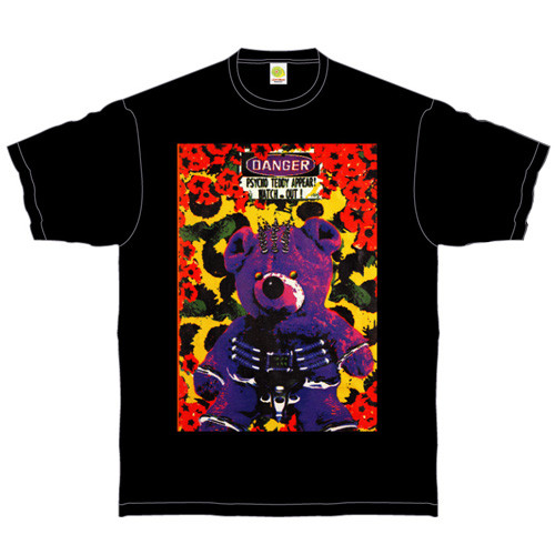 新品 hide Tシャツ Mサイズ X JAPAN 超レア 限定 PSYCHOBEAR
