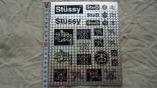Stussy Mosaic Sticker Sheets 黒 27枚 ステッカー レターパックライト¥360 ステューシー NY LA LONDON TOKYO PARIS