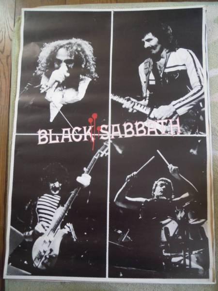 「BLACK SABBTH B2ポスター」