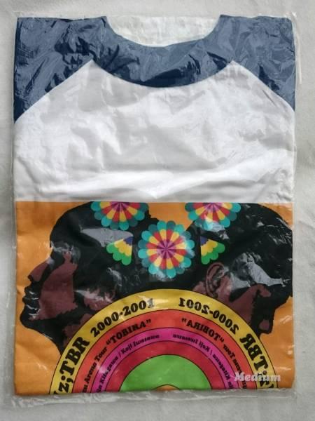 ④ゆず ツアーTシャツ 2000‐2001 トビラ Mサイズ 新品 未開封 ライブグッズの画像
