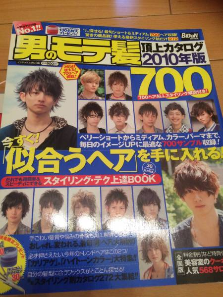 レア☆福士蒼汰 デビュー前☆2010年ヘアカタログ 美品 グッズの画像