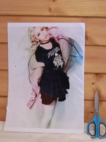 ★高画質EPSON 写真プリントA3 加藤ミリヤ ファッションフォト★ ライブグッズの画像