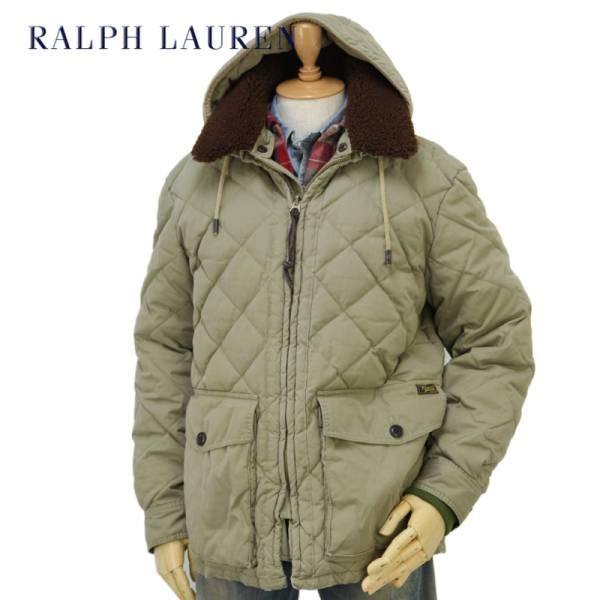新品 アウトレット 6697 XLサイズ コットン ダウン ジャケット ポロ ラルフ ローレン polo ralph lauren_画像1