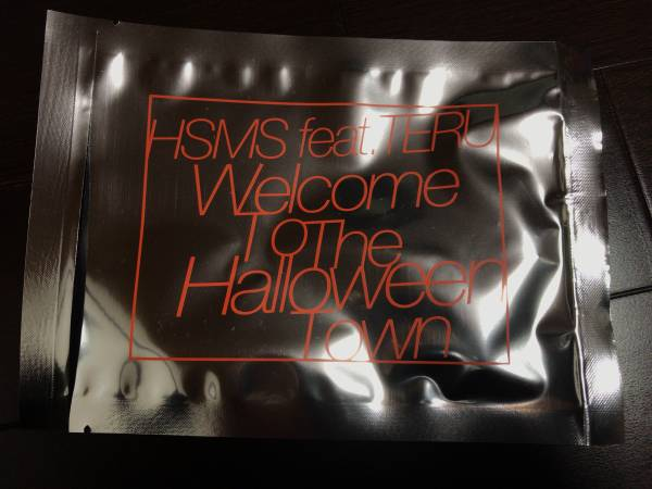 「Welcome To The Halloween Town」HSMS feat.TERU USBメモリ