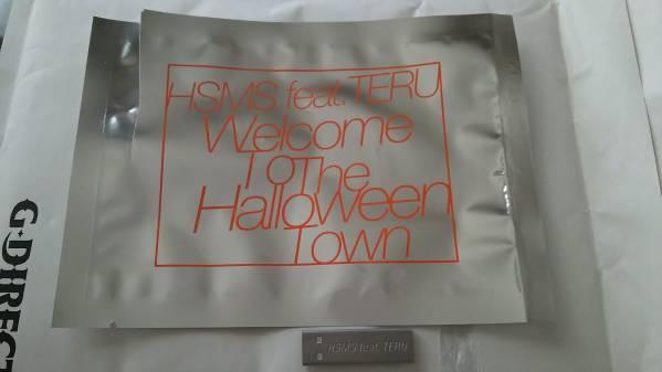 HSMS feat.TERU 「WelcomToTheHalloweenTown」USBメモリ