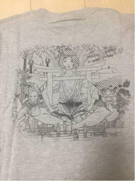 新品 アジカン Tシャツ サーフブンガクカマクラ [レア] ライブグッズの画像
