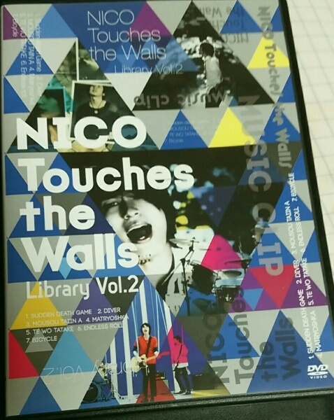 NICO Touches the Wallsの DVD ライブグッズの画像