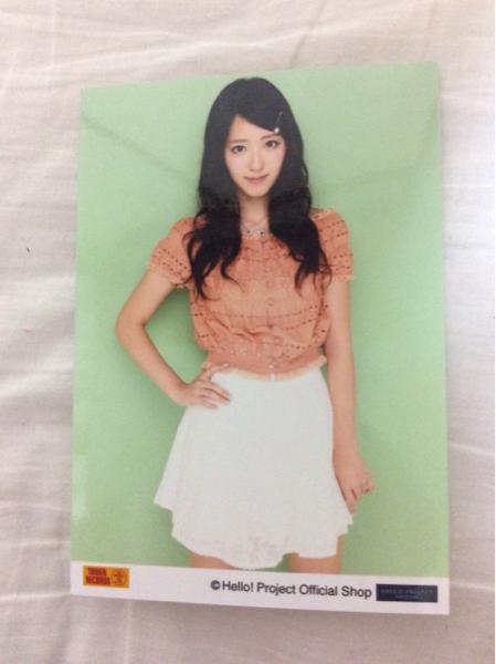 ℃-ute 鈴木愛理 生写真 2014年 タワーレコード渋谷店限定2