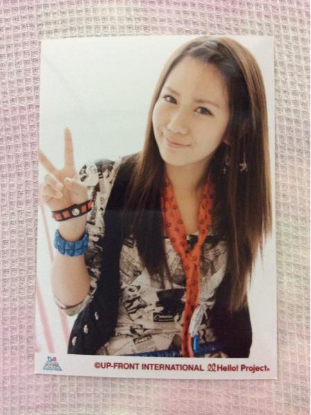 岡井千聖 生写真 ℃-ute&スマイレージ プレミアムライブ2011春 ~℃&Sコラボレーション大作戦~ 限定2