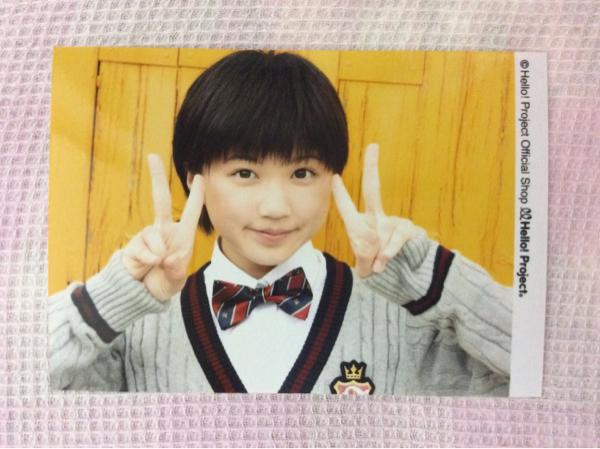 スマイレージ 竹内朱莉 生写真 モール店 通販限定 2013年カレンダー衣装