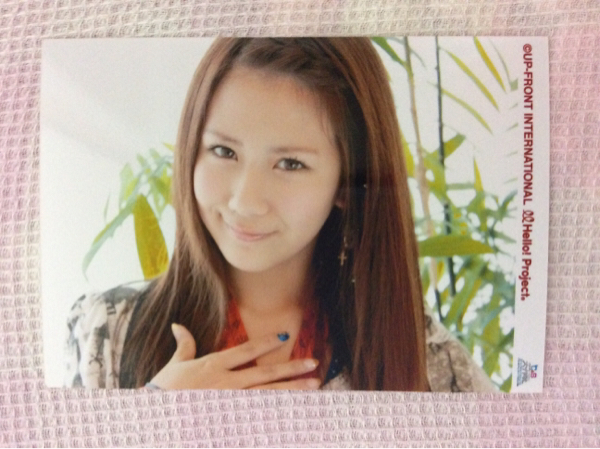 岡井千聖 生写真 ℃-ute&スマイレージ プレミアムライブ2011春 ~℃&Sコラボレーション大作戦~ 限定1