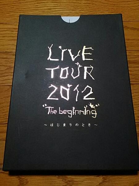 即決 絢香 LIVE TOUR 2012 パンフレット the beginning